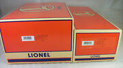 Lionel 18846 And 29220 1997 Centennial Set Gp-9 Engine + 4 Box Cars Mint Obs