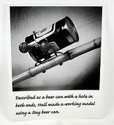 Rare Zebco Advertising Layout Posters Storyboards Zebco History Fishing Reels 10