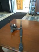 Bass Pro Shops Carbonlite Rod And Shimano 2000 Reel Spinning Combo