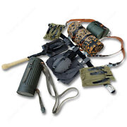 Ww2 German Hi-q 1943 Canvas Field Gear Package Equipment Combination Collection