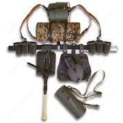 Ww2 German Hi-q 98k Pouch Field Gear Package Equipment Combination Collection