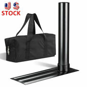 Tire Mount Flag Pole Stand For 20ft 25ft Flagpole Base Holder Outdoor Truck Car