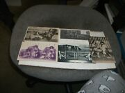 5 Old Japanese Post Cards,includes-geishas