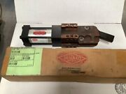 Destaco 860-205 Pneumatic Clamp Cylinder W Swing/toggle Clamp
