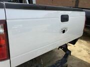Trunk/hatch/tailgate With Tailgate Step Fits 13-16 Ford F250sd Pickup 2793474