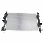 Engine Coolant Radiator Assembly Direct Fit For Buick Chevrolet New