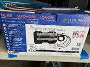 Dual Pro Ps3 3 Bank 15amp X3 45amp Total Marine Battery Charger New