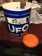 Ufo Brewery Kan Jam Game W/ Official Frisbee Flavor Adventures Departing Daily