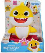 Pinkfong Baby Shark Interactive Musical Dancing Dj Toy, Yellow, For Ages 2+ New