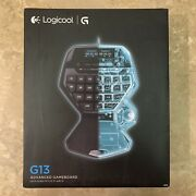 New Logicool By Logitech G13 Usb Advanced Gameboard Pc Game Controller