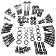 Feuling Chassis And Trim 12-point Stainless Steel Bolt Kit 3068 Harley Davidson
