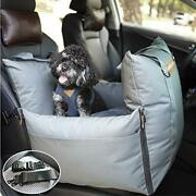Queens Nose Dog Car Seat For Small And Medium Dogs Up To 30 Lbs - Travel Dog Bed