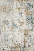 Loloi Contemporary 7and039-10 X 10and039-10 Area Rugs In Ivory Siensie-04ivgo7aaa