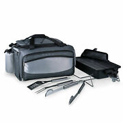 Picnic Time Family Of Brands Propane Grill And Cooler Tote 770-00-175-000-0