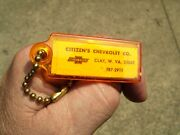Vintage 1960and039 S Chevy Gm Accessories Nos Promo Auto Key Holder Old Car Part Oem