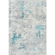 Surya Lustro Modern 7and03910 X 10and039 Rectangle Area Rugs Lsr2301-71010