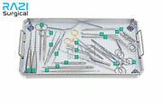 Aesculap Basic Sets Of Spinel Neurosurgical Instruments Set