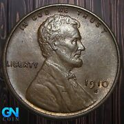 1910 S Lincoln Cent Wheat Penny -- Make Us An Offer K6162