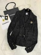 09a Cashmere Mixed Marble Knit Gown Jacket From Japan Fedex No.9412
