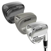 New Cleveland Golf Rtx Zipcore Wedge 2020 Choose Finish, Club And Dexterity
