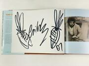 Dale Chihuly Signed Autograph Team Chihuly Book W/ Original Art Glass Sculptor