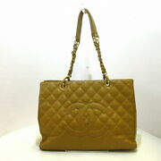 Reprint Chain Tote Bag Women 's Gold Fittings Chain Shoulder No.1493