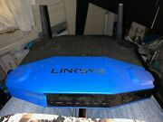 Linksys Ac1200 Dual Band 4 Port Gigabit Wireless Router | Wrt1200ac Preowned