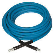 Continental 53908910805098 Pressure Washer Hose,1/4 Id X 50 Ft.
