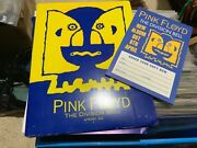 On Ale Rare Pink Floyd Sony Division Bell Promo Kit Collector Piece See Pics