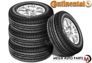 4 Continental Crosscontact Lx P235/65r17 103t All Season Truck Suv Touring Tires