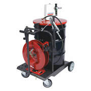 Lincoln 279091 Portable Grease Pump With Gun30 Ft Hose