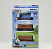 Tomix 93810 Thomas The Tank Engine And Friends Thomas 3 Cars Set N Scale