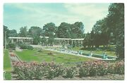 Lakeside Rose Gardens, Fort Wayne, Indiana 1960s By Marquart Photo Service