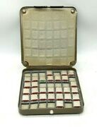Crystal Unit Set Ck-6/prc-6 Box Of 28 Crystals Of The Cr-52a/u Type.