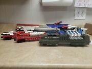 O Scale Lionel U.s. Marines Navy Target Air Force Set