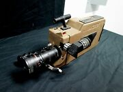 Tgx-16 Model 400 16mm Camera By Gcc, Extremely Rare And Collectible.