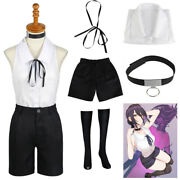 Chainsaw Man Reze Outfit Cosplay Suit Costumes Set Halloween Carnival Party