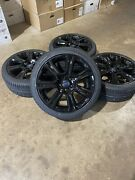 New 18andrdquo Ford Alloys Wheels With New 225/40/18 Tyres. 5x108 Transit Connect