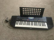 Yamaha Psr-78 Keyboard 100 Keyboard Voices 100 Styles Of Music Tested