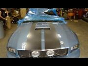 Hood Without Hood Scoop Blue Paint Code Ef Fits 05-09 Mustang 768656