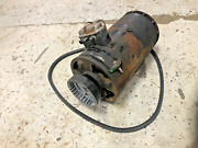Generator And Belt For 1959 300d Mercedes-benz Limo
