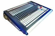Soundcraft Gb2 16 Mono Channel Live Sound / Recording Console With 2 Stereo Chan