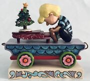Peanuts Schroeder And Piano Christmas Concerto Train Car By Jim Shore 6003028