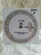 Weems And Plath Nautical Slide Rule Time Speed And Distance Calculator