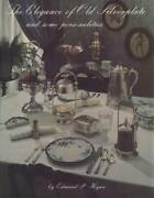 Old Silverplate Reference Guide Victorian 1880s Era Incl Service Pieces Makers