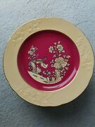 6 Spode Copeland Peacock Pattern R530 Dinner Plates Excellent Condition