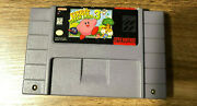 Snes Kirbyand039s Dream Land 3 Game - Authentic