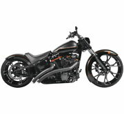 Freedom Performance Hd01192 Radical Radius Crossover With Star Tips For V-twin