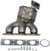 Catalytic Converter With Integrated Exhaust Manifold Right Fits 07-10 Xc90 3.2l