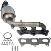 Catalytic Converter With Integrated Exhaust Manifold Left Fits Grand Vitara 3.2l